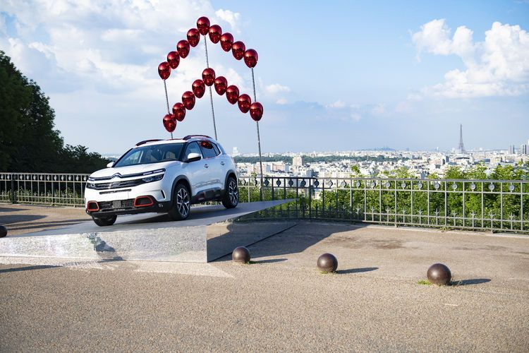 H νέα ναυαρχίδα της Citroën είναι το SUV C5 Aircross