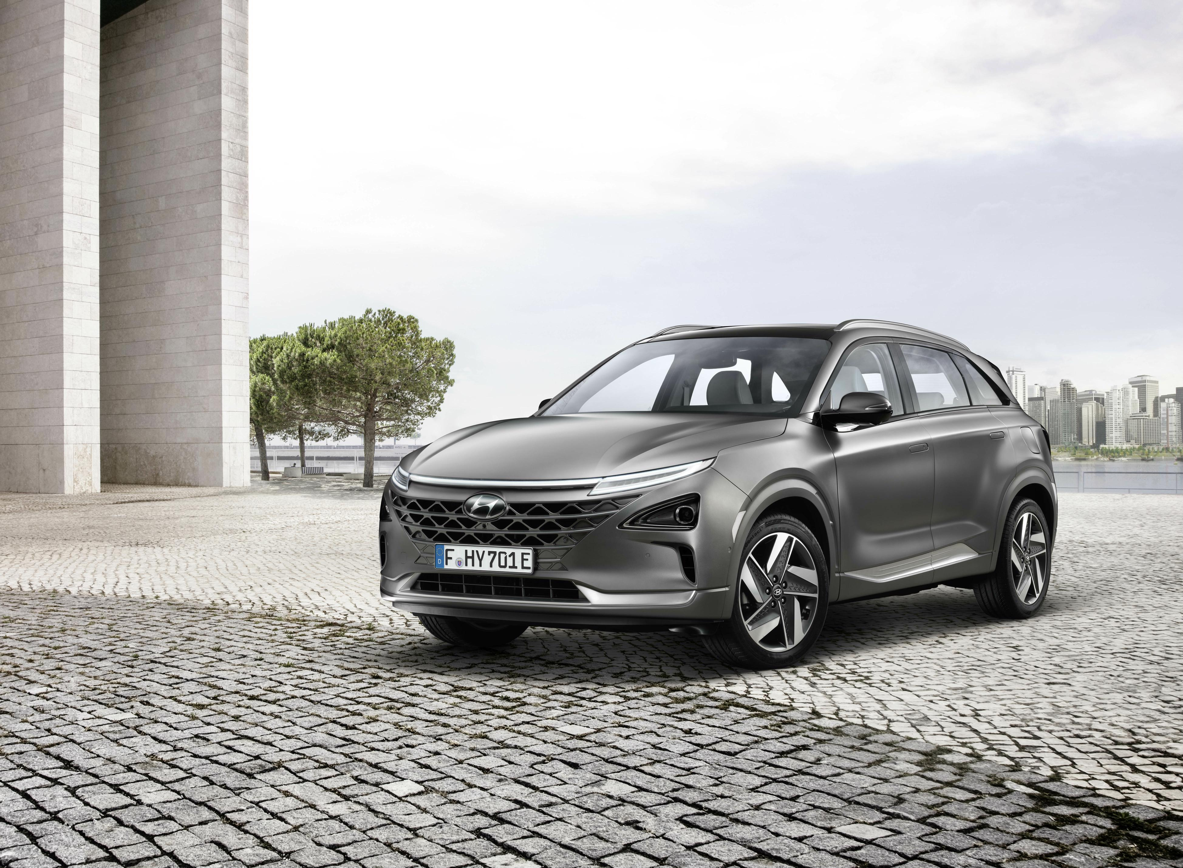 Συνεργασία Hyundai Motor και Audi στην τεχνολογία κυψελών καυσίμου