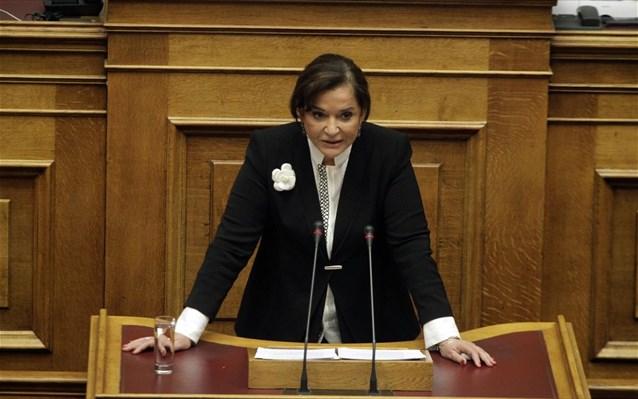 Μπακογιάννη: H Ελλάδα να επιστρέψει στην Τουρκία τους 9 Τούρκους τρομοκράτες