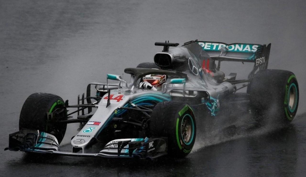 Η 77η Pole position για τον Lewis Hamilton υπό καταρρακτώδη βροχή στο Hungaroring