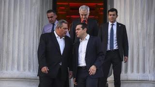 Ο ΣΥΡΙΖΑ, οι ΑΝΕΛ και στη…μέση η νέα Τούμπα