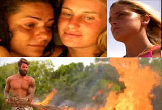 Survivor: Καίνε τις καλύβες και επιστρέφουν στην Ελλάδα- Το τελευταίο αγώνισμα επάθλου (video+trailer)