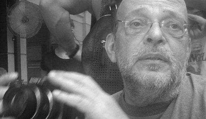 Πέθανε ο Μάνος Αντώναρος