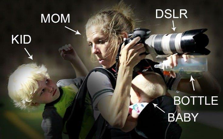 Η μαμά-πολυεργαλείο που έγινε viral