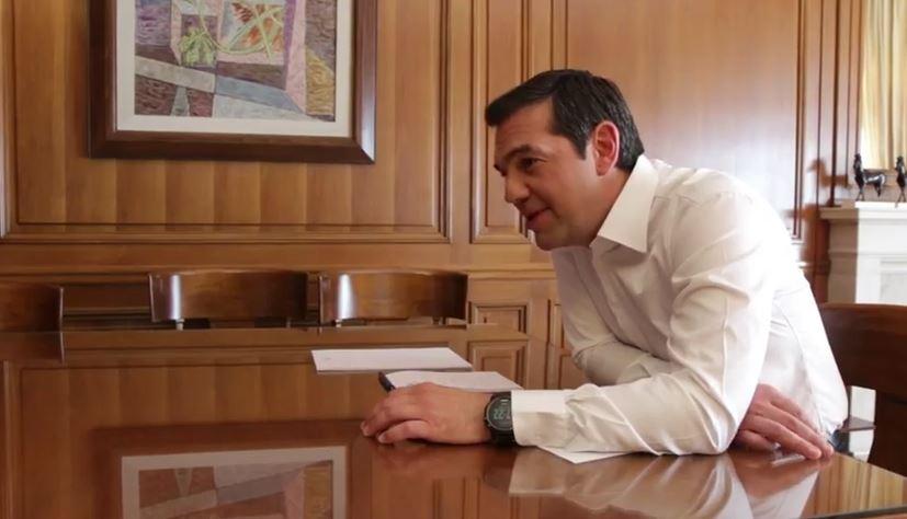 """Zoran do you know Prespes"": Το βίντεο του Τσίπρα από τη συνομιλία με τον Ζέφ"