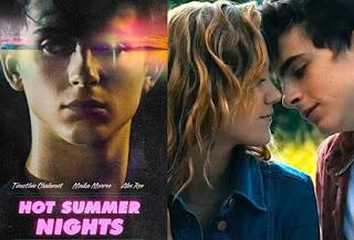 Ηοt Summer Nights – Καλοκαιρινές νύχτες, Πρεμιέρα: Αύγουστος 2018 (trailer)
