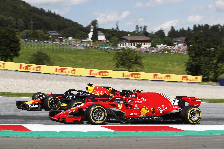 Με στρατηγική μιας αλλαγής ελαστικών κέρδισε ο Max Verstappen στην Αυστρία