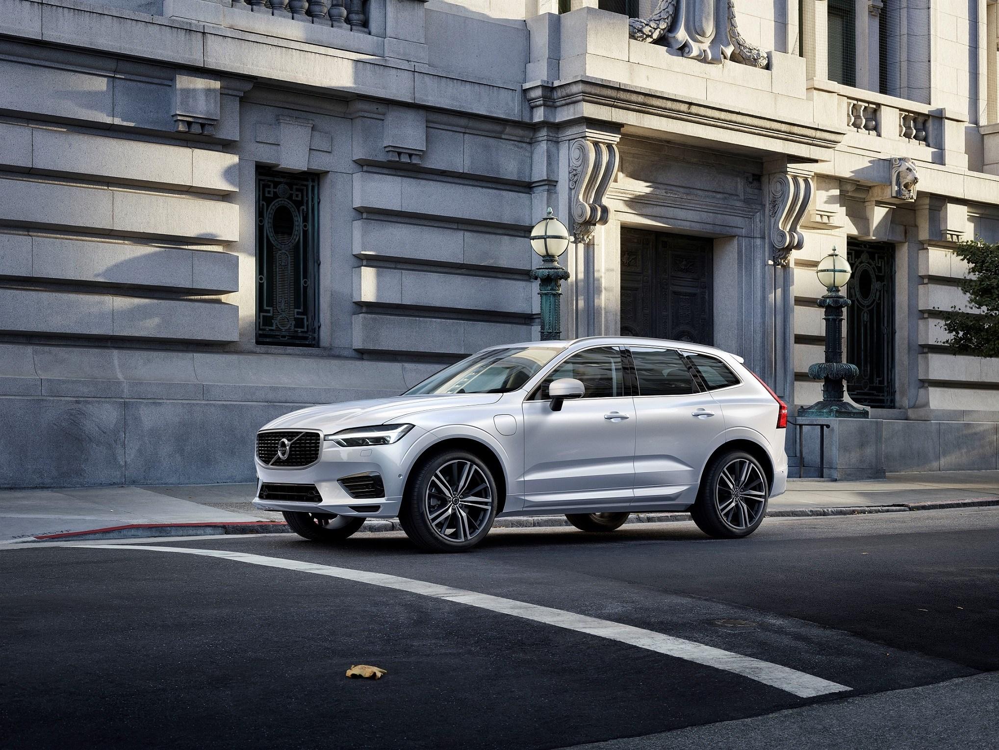 Νέο ρεκόρ πωλήσεων για τη Volvo και το 2018, παγκοσμίως και στην Ελλάδα
