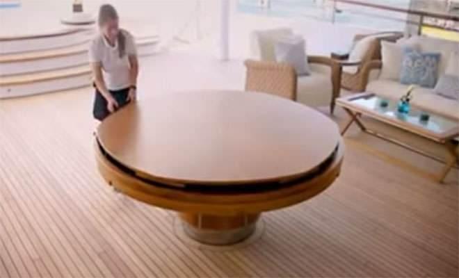 ΔΕΝ ΥΠΑΡΧΕΙ – Τέτοιο τραπέζι σίγουρα δεν έχετε ξαναδεί!!!