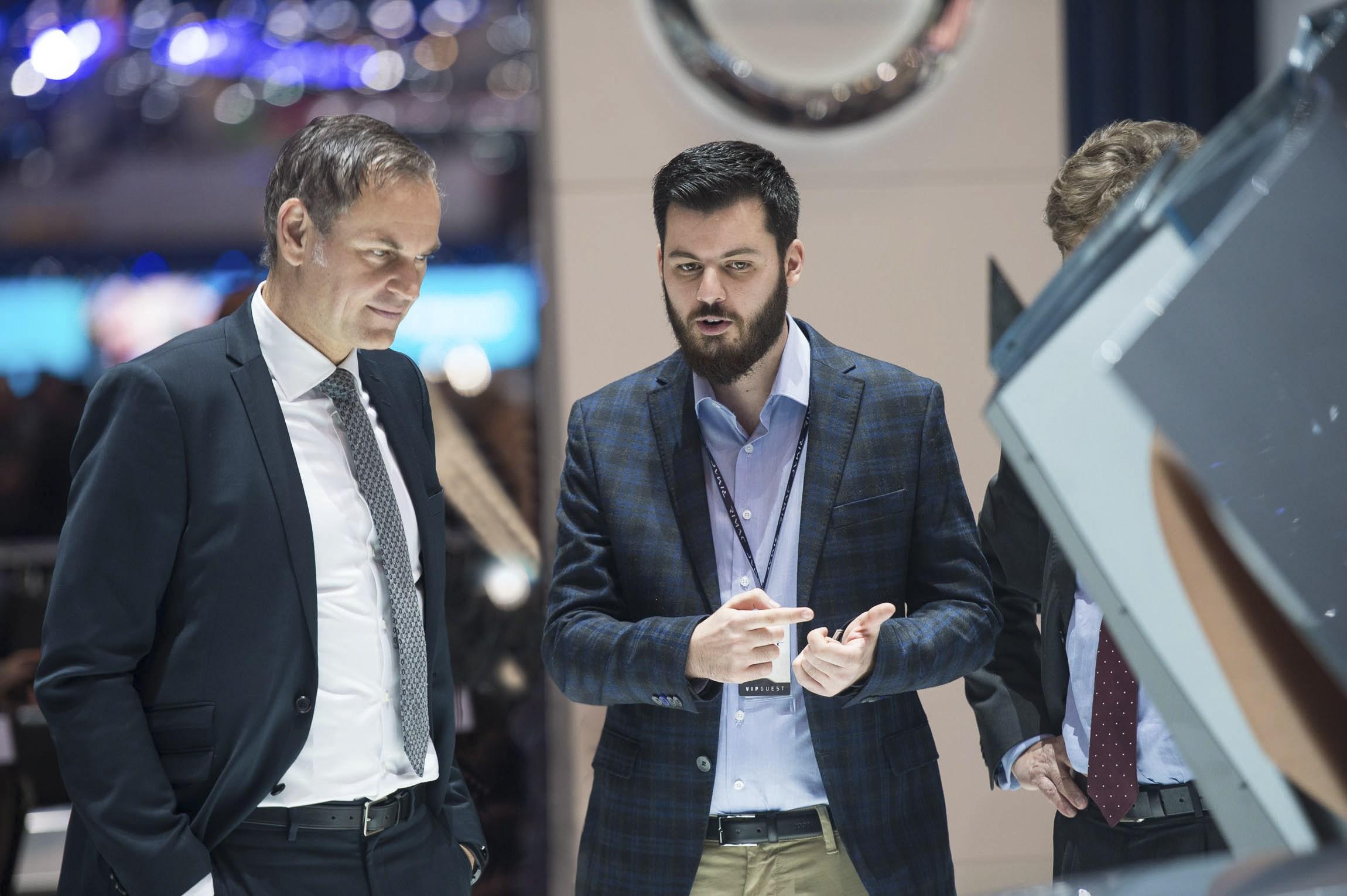 Η Porsche έχει μερίδιο συμμετοχής στην κροατική εταιρεία τεχνολογίας και sport αυτοκινήτων Rimac