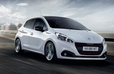 Σε τέσσερις εκδόσεις το νέο 208 GT Line της Peugeot