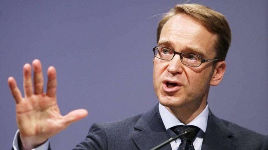 Στην Αθήνα ο πρόεδρος της Bundesbank Γενς Βάιντμαν