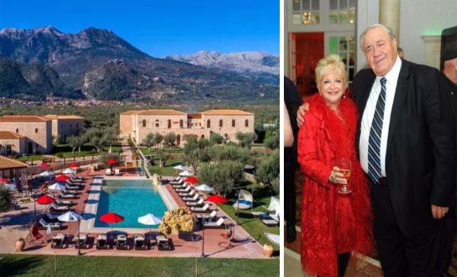 Έλληνες ομογενείς ζευγάρι ξεκίνησαν από το μηδέν στην Αμερική και γύρισαν στην Ελλάδα και έχτισαν πεντάστερο ξενοδοχείο