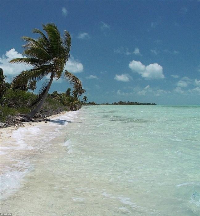 Αυτό είναι το εντυπωσιακό ιδιωτικό νησί του Leonardo DiCaprio