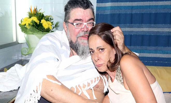 To συγκινητικό αντίο του Σταμάτη Κραουνάκη στη Ρίκα Βαγιάνη: «Δεν ήθελε…»