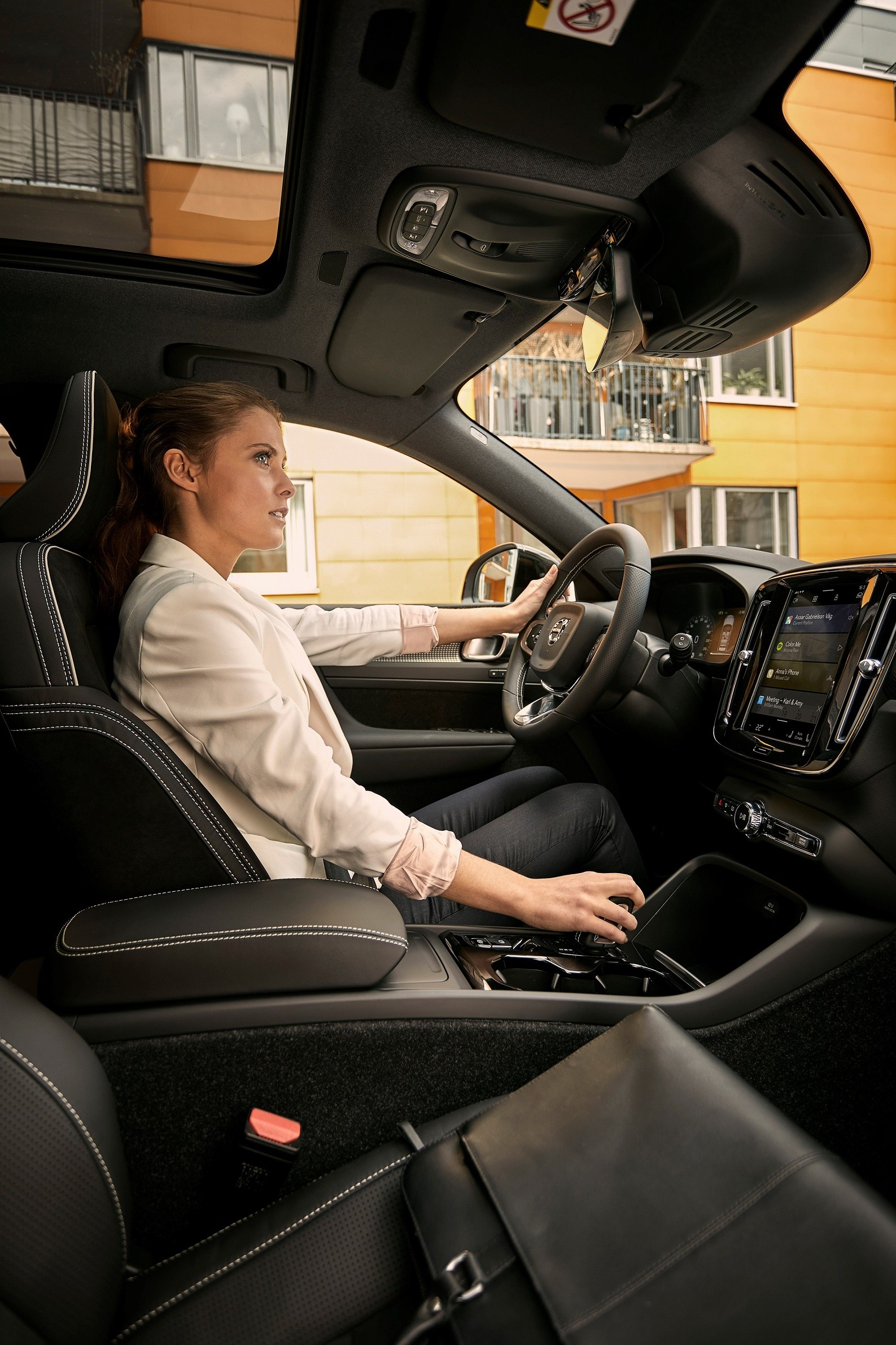 Η Volvo συνεργάζεται με την Google για την επόμενη γενιά συστημάτων Infotainment