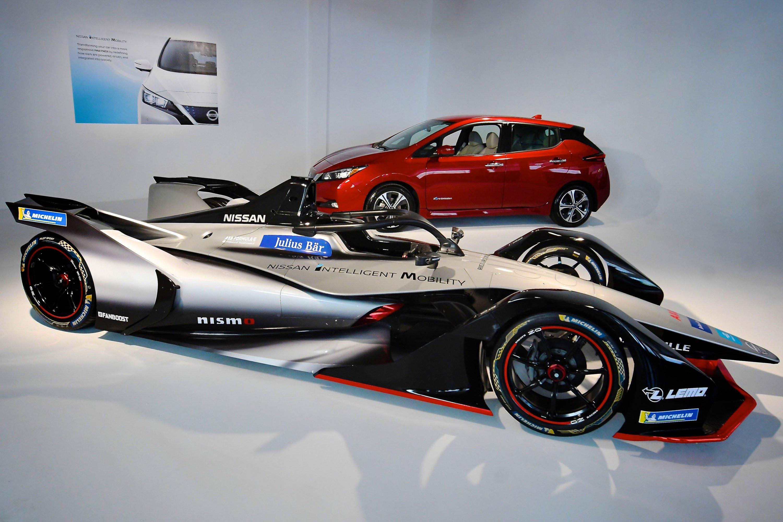 Αντίστροφη μέτρηση για το ντεμπούτο της Nissan στην Formula E