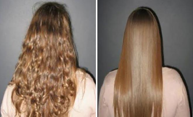 Ίσιωσε τα μαλλιά σου δίχως πιστολάκι! Ένας πολύ απλός τρόπος για να πάψεις να τα ταλαιπωρείς