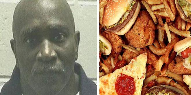 Το απίστευτο γεύμα που ζήτησε θανατοποινίτης ως τελευταία επιθυμία λίγο πριν την εκτέλεσή του