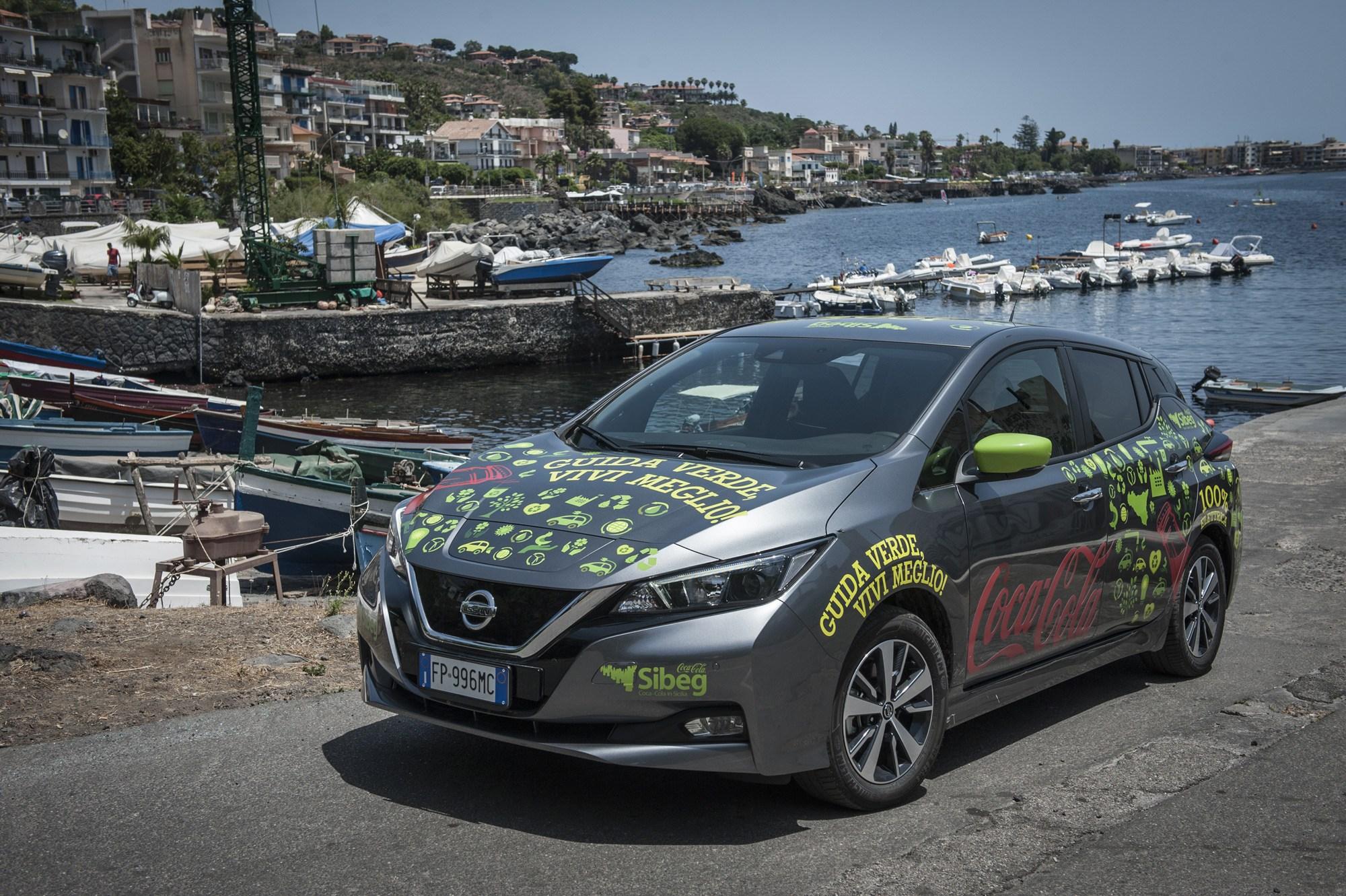 Η Nissan και η Sibeg συνεργάζονται για το ηλεκτρικό οικοσύστημα στην Ιταλία