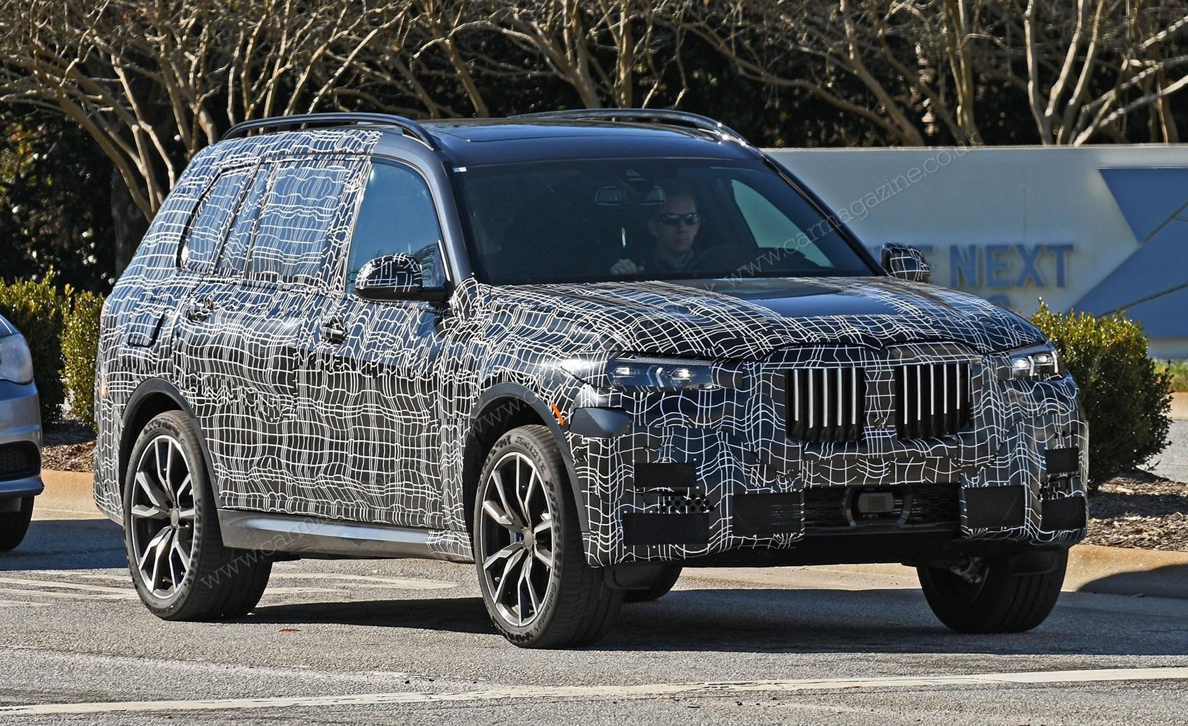 Οι σκληρές δοκιμασίες στον αρκτικό κύκλο τηςνέας BMW X7