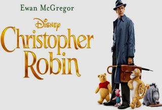 Christopher Robin – Κρίστοφερ & Γουίνι (μεταγλ), Σεπτέμβριος 2018 (trailer)