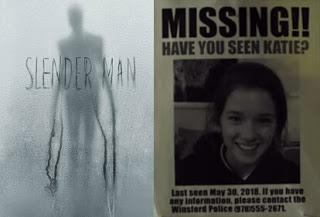 Slender Man, Πρεμιέρα: Αύγουστος 2018 (trailer)