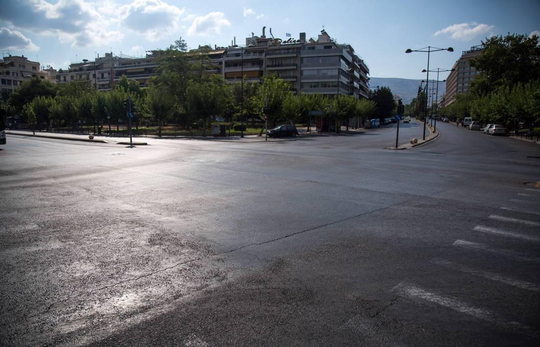 Έχεις νιώσει κι εσύ έτσι στην αυγουστιάτικη Αθήνα;