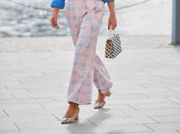 6 καρό παντελόνια που μπορείς να φοράς από το πρωί μέχρι το βράδυ