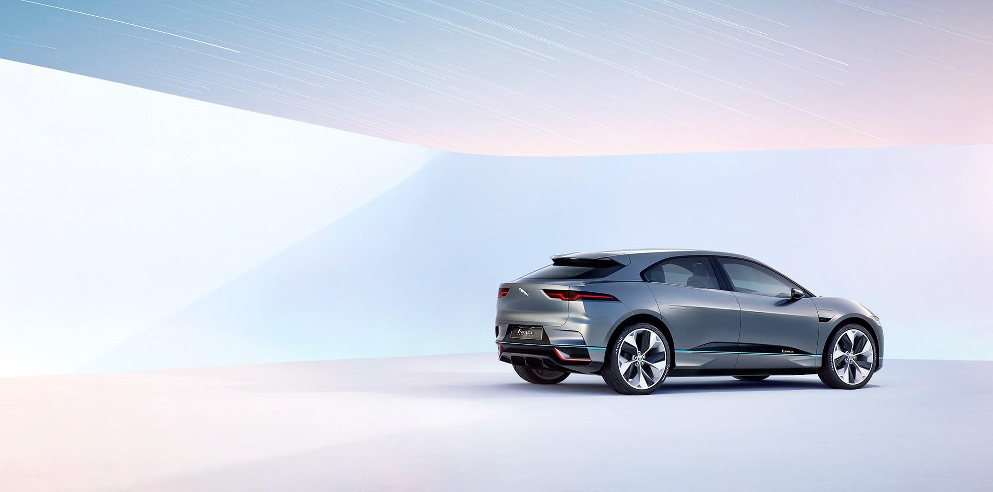 I-PACE : Το πρώτο ηλεκτρικό SUV της Jaguar!