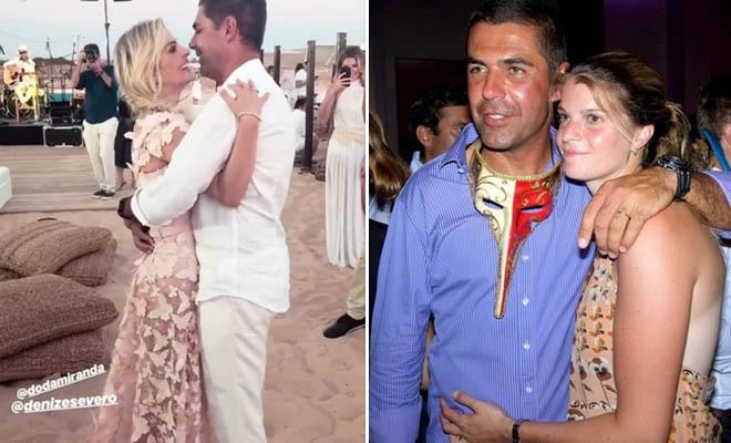 Παντρεύεται σήμερα ο Αλβάρο. Σε άσχημη ψυχολογική κατάσταση η Ωνάση – Εικόνες από το χθεσινό πάρτι
