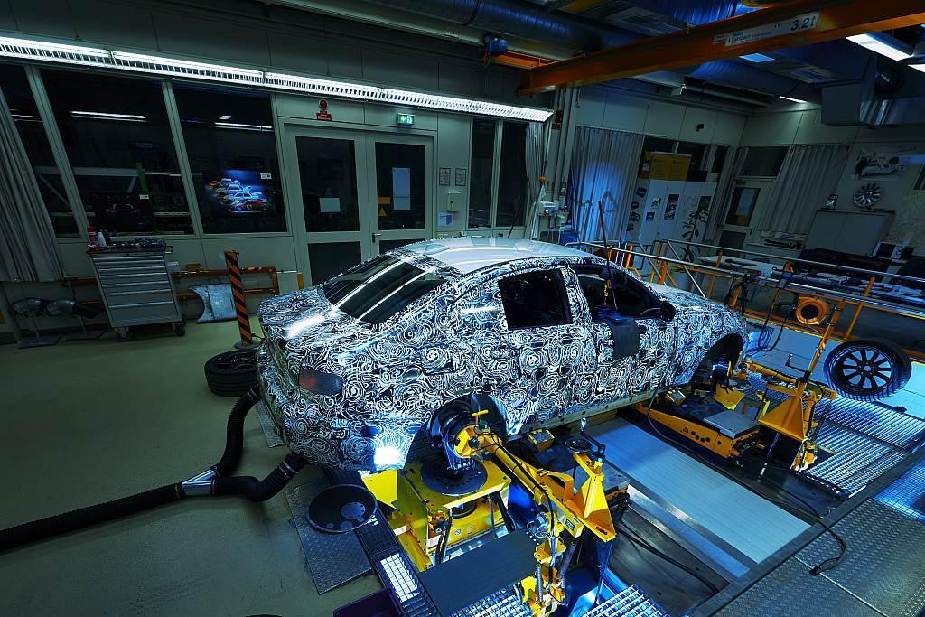 Η νέα BMW Σειρά 3 Sedan στην τελική φάση δοκιμών