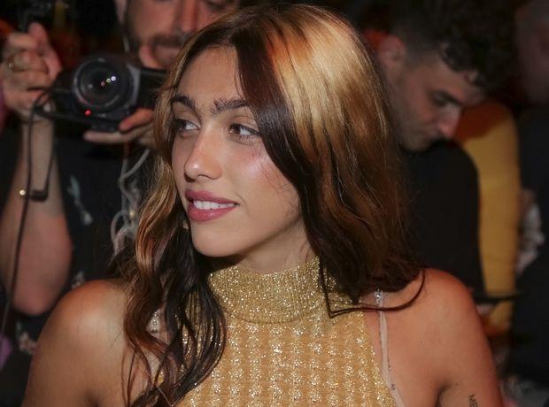Η κόρη της Madonna, Lourdes, μόλις έκανε το ντεμπούτο της στο catwalk