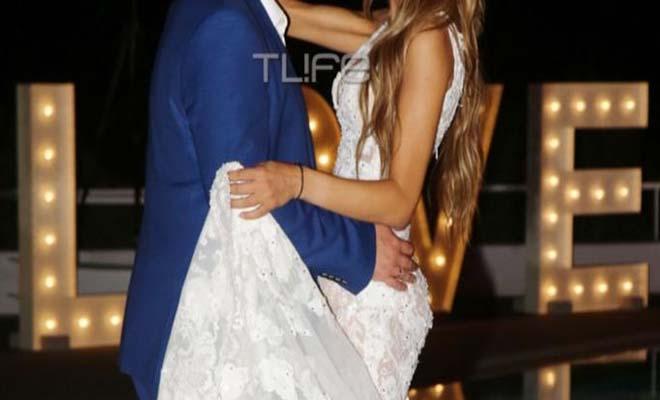 Λαμπερός γάμος για γνωστή Ελληνίδα τραγουδίστρια και επιχειρηματία – Δείτε εικόνες