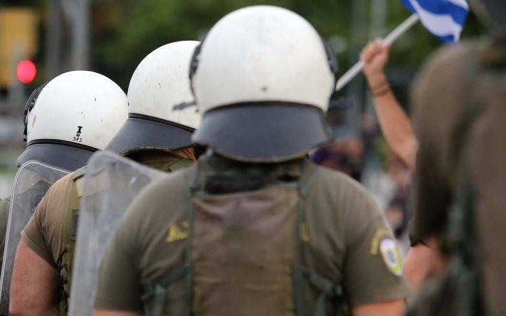 Συγκρούσεις αστυνομικών με κατοίκους της Λευκίμμης για την κατασκευή ΧΥΤΑ
