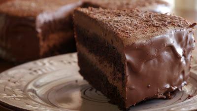 Τούρτα σοκολάτας -Θεική  !!!!