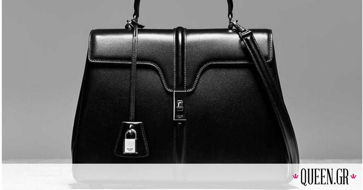 H πρώτη It-bag που σχεδίασε ο Hedi Slimane για τον Οίκο Celine έχει επίσημη ημερομηνία κυκλοφορίας