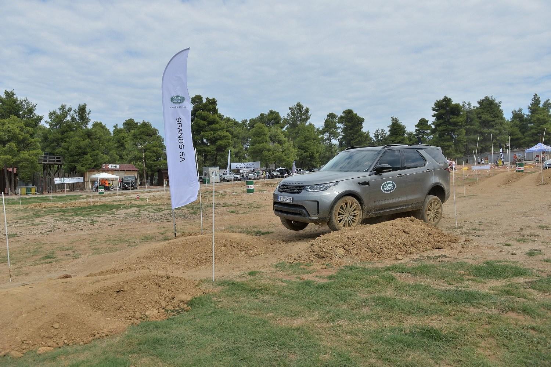 H Σπανός ΑΕ συμμετείχε στο 1ο Off Road Adventure Festival!