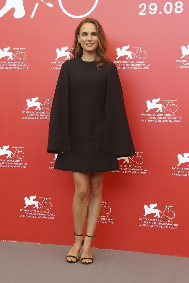 Η Natalie Portman στη Βενετία με χρυσό Gucci έκανε την καλύτερη εμφάνιση της καριέρας της