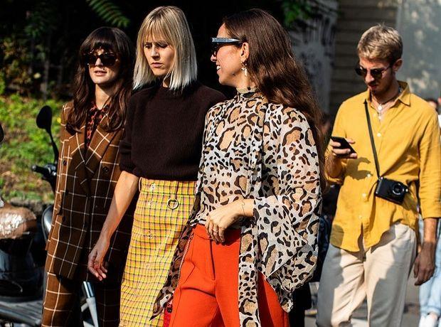 3 χρώματα που μπορείς να φορέσεις άνετα με το leopard print