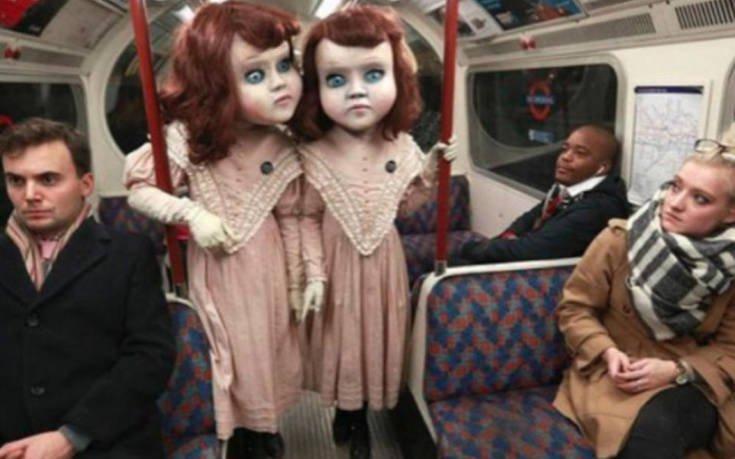 Ξεχωριστές στιγμές από τα μέσα μεταφοράς του Λονδίνου