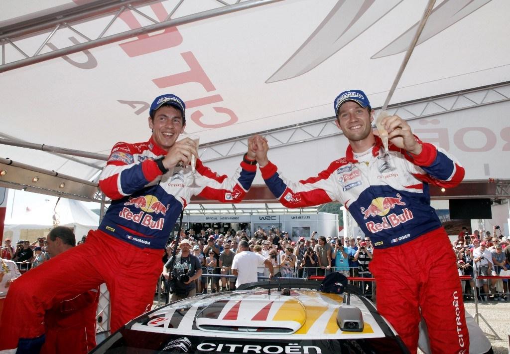 Η μεγάλη έκπληξη στο WRC-Επιστρέφουν στην Citroen οSébastien Ogier και ο Julien Ingrassia