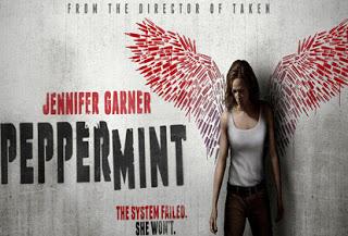 Peppermint, Πρεμιέρα: Οκτώβριος 2018 (trailer)