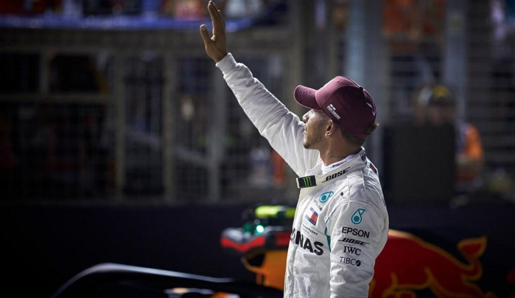 Άπιαστος και φέτος ο Lewis Hamilton