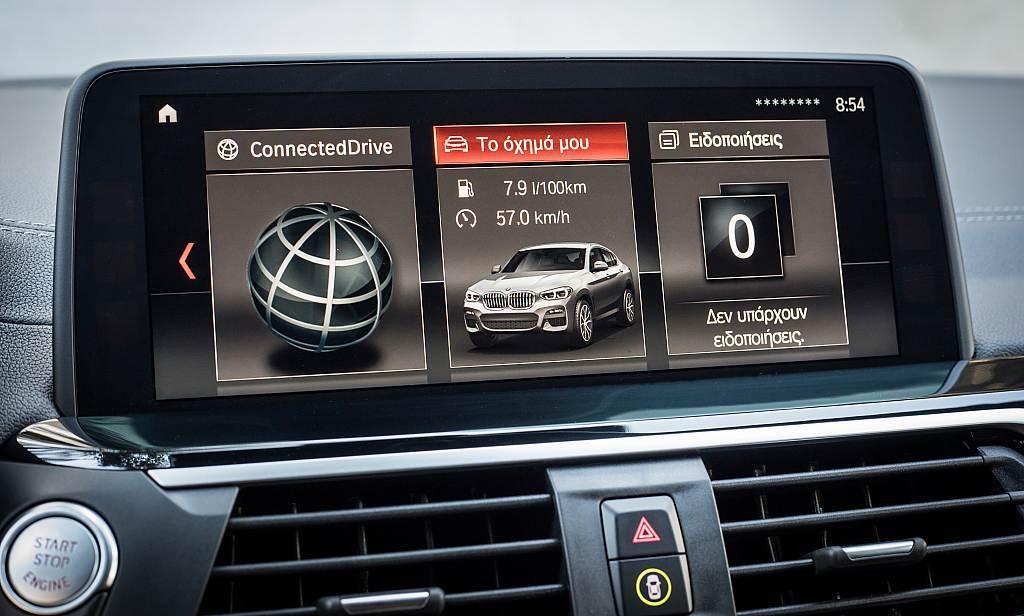 Πανελλαδική παρουσίαση της νέας BMW X4
