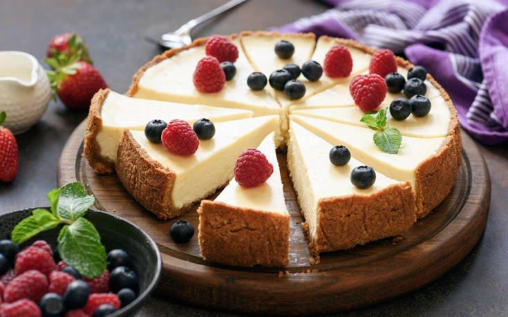 Cheesecake Νέας Υόρκης