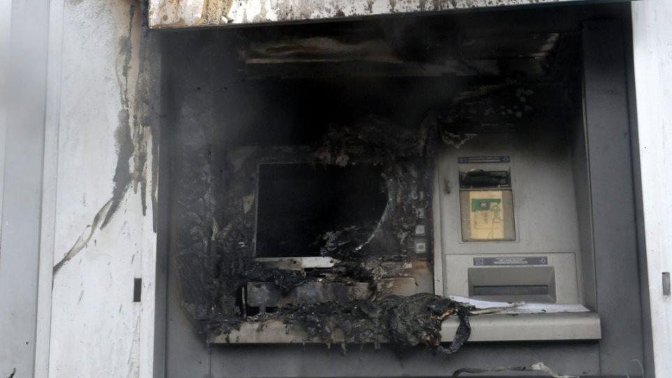 Έκρηξη σε ΑΤΜ στο Βύρωνα