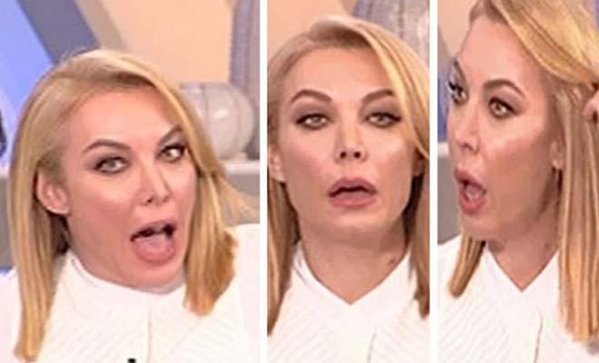 «Έχω πάθει σοκ! Δεν άντεξε τις εξελίξεις on air η Τατιάνα Στεφανίδου