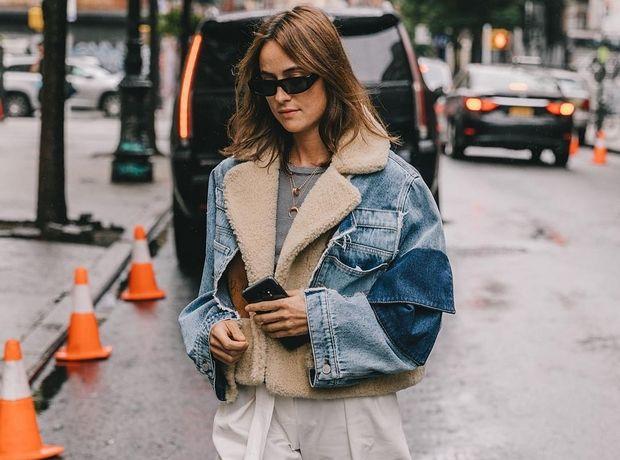Shearling: Το πιο cozy χειμωνιάτικο trend στα πανωφόρια