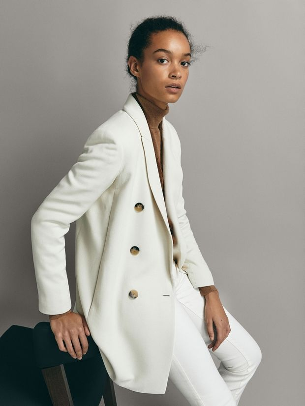 Ο πιο στιλάτος συνδυασμός για να φορέσεις το λευκό blazer